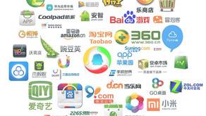 Lima Aplikasi Terbesar di Tiongkok