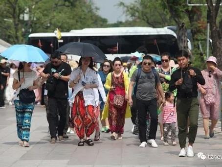 Gencar Menggaet Wisatawan Tiongkok
