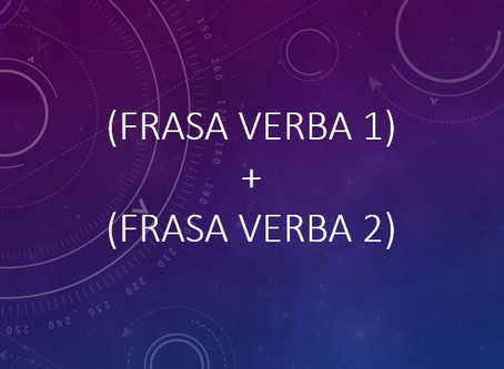 Tata Bahasa: Tindakan Berturut-Turut (Frasa Verba 1) + (Frasa Verba 2)