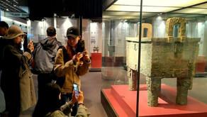 Peninggalan Dinasti Shang di Yinxu