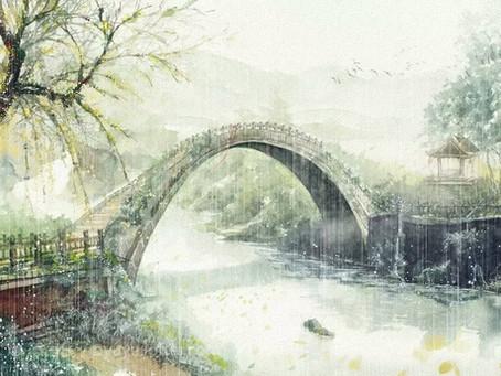 Puisi Li Bai: 自遣 (Menghibur Diri)