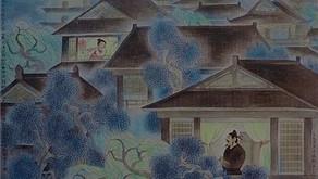 Puisi Li Bai: 春夜洛城聞笛 (Alunan Suling Musim Semi di Luoyang)