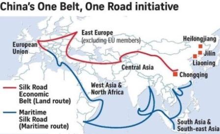 BRI (Belt Road Initiative) dan Peningkatan Kerjasama antara Tiongkok-Indonesia pada 2015-2018