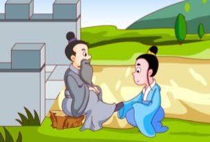 Idiom Mandarin: 削足适履 (xuē zú shì lǚ)