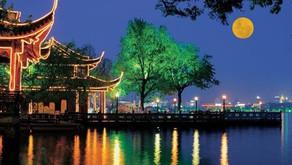 Puisi Li Bai: 玉階怨 (Berkeluh Kesah di Tangga Giok)