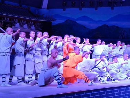 Berkunjung ke Kuil Shaolin yang Melegenda