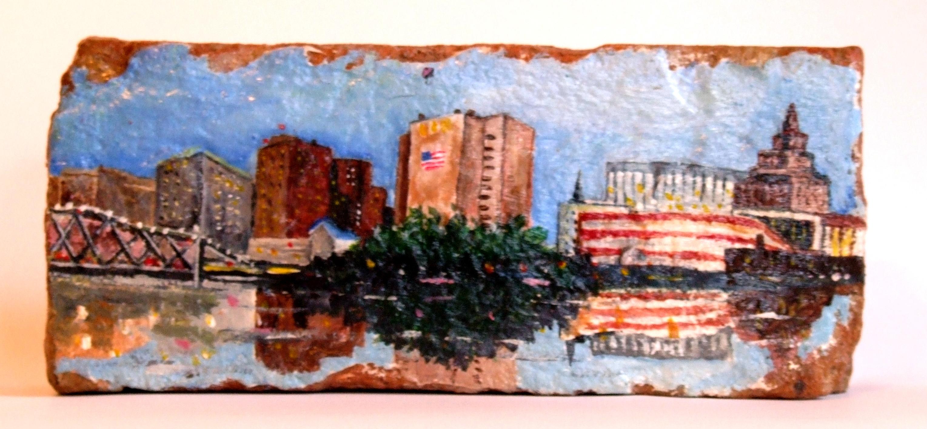 """""""Newark Skyline"""""""