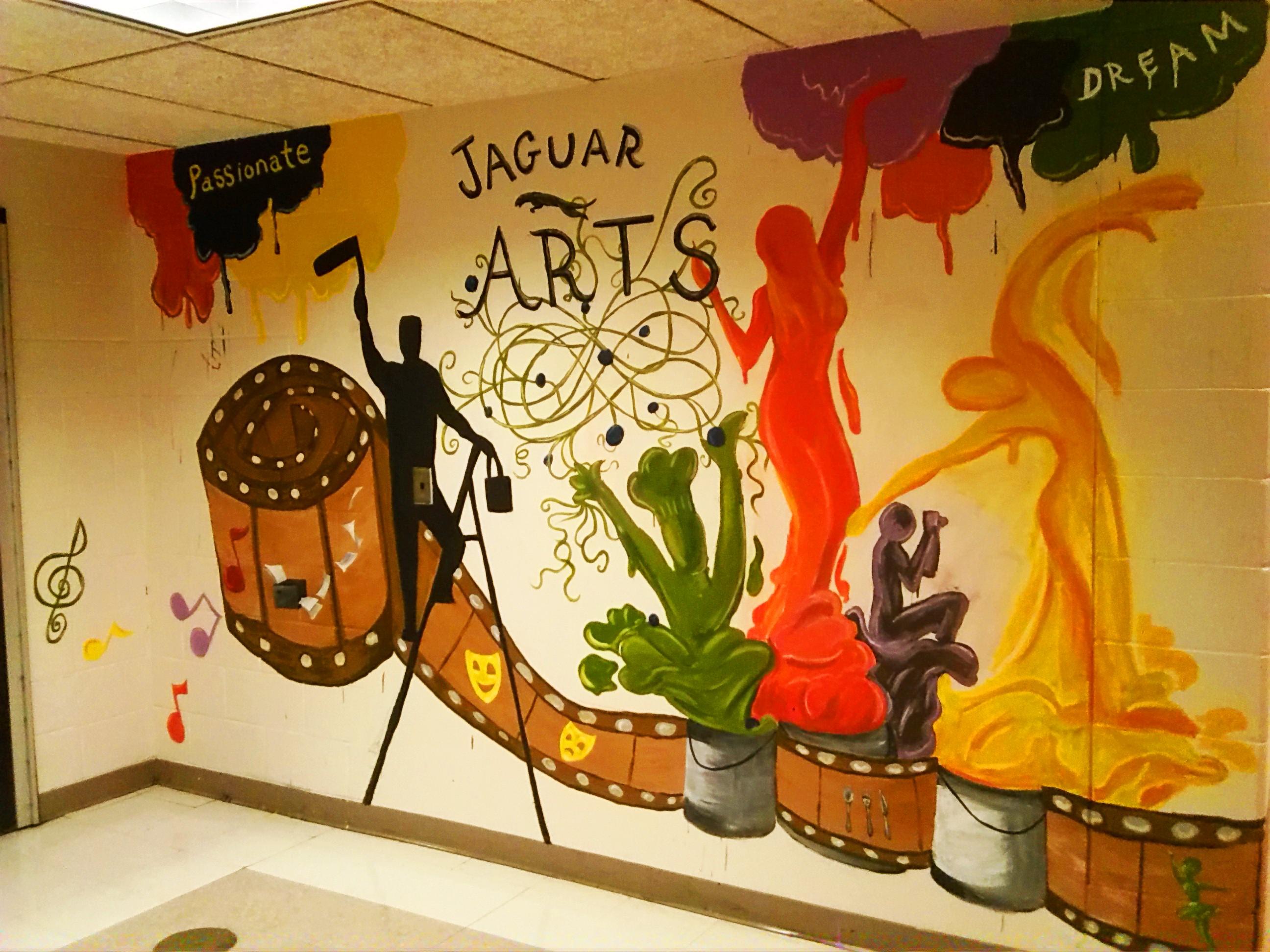 Jaguar Arts
