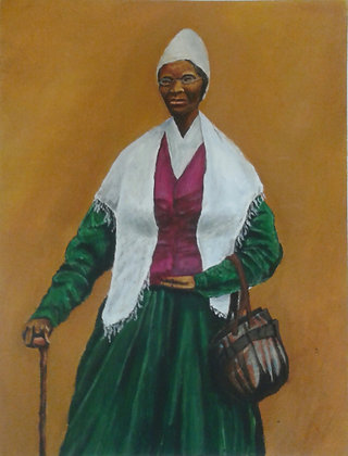 Sojourner Truth: I Sell the Shadow II