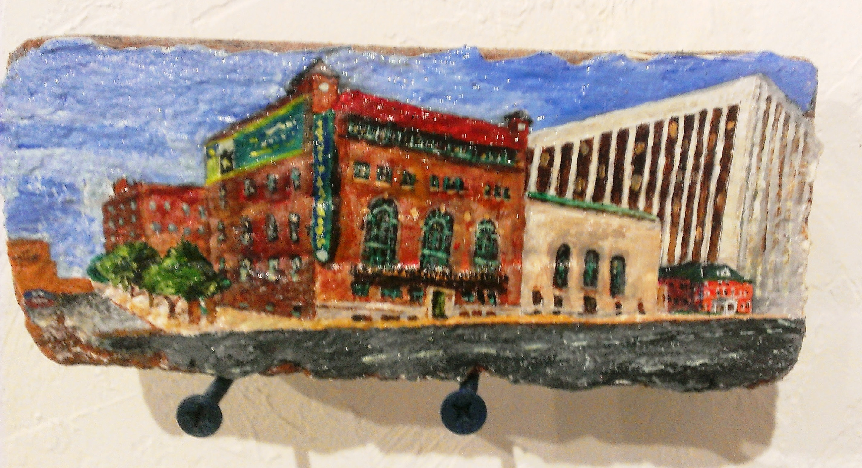 """Brick City Museum"""
