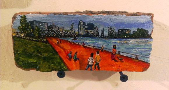 Riverfront Orange