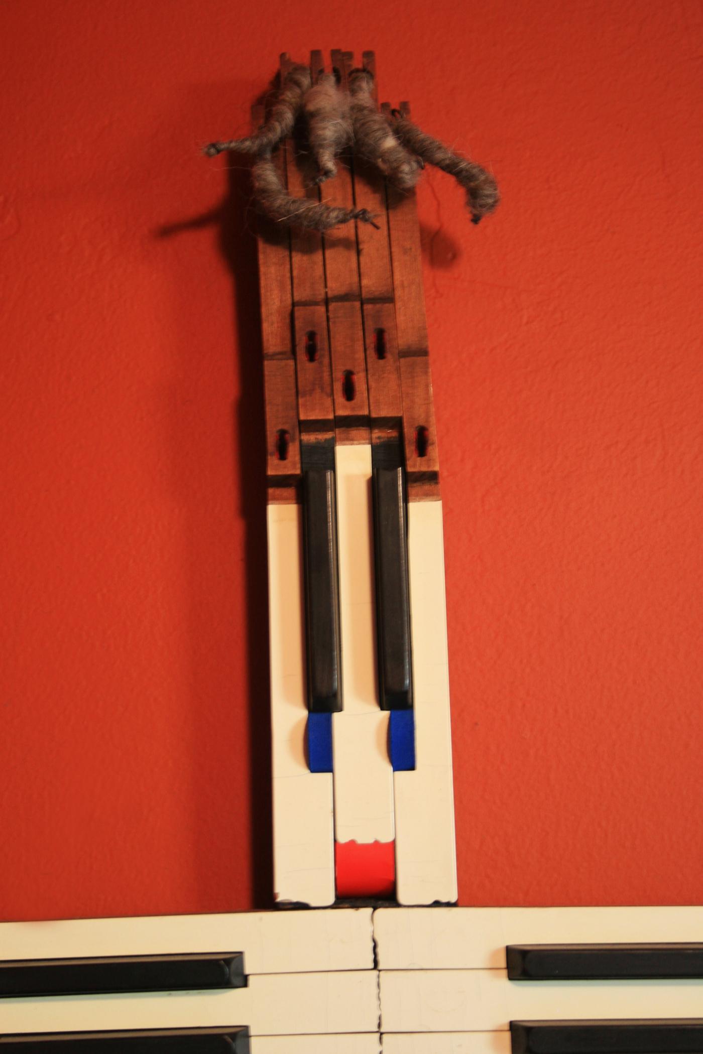 Mumbo Jumbo Gumbo Mambo (detail)