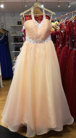 Sara - Vaalea oranssi
