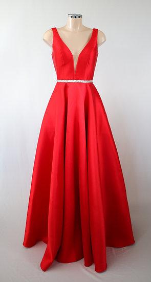 Cathy - Kirkas punainen