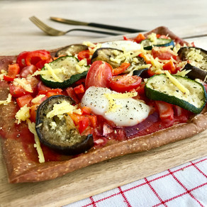 Lizza 'Low Carb' pizza
