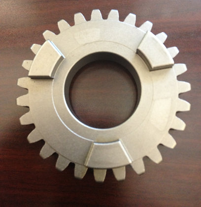 Billet 3rd Output Gear GPZ1100