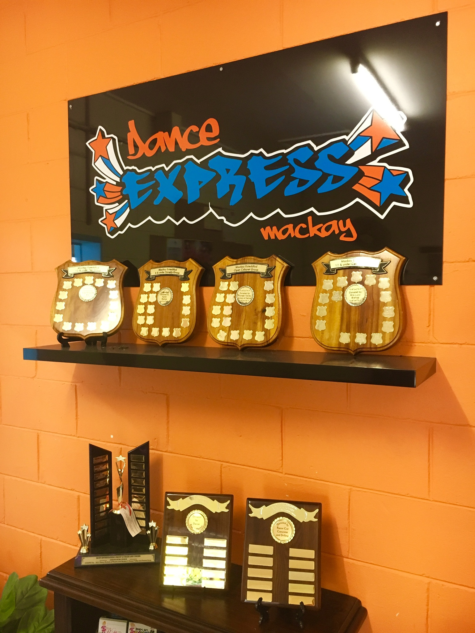 Dance Express Mackay Studio