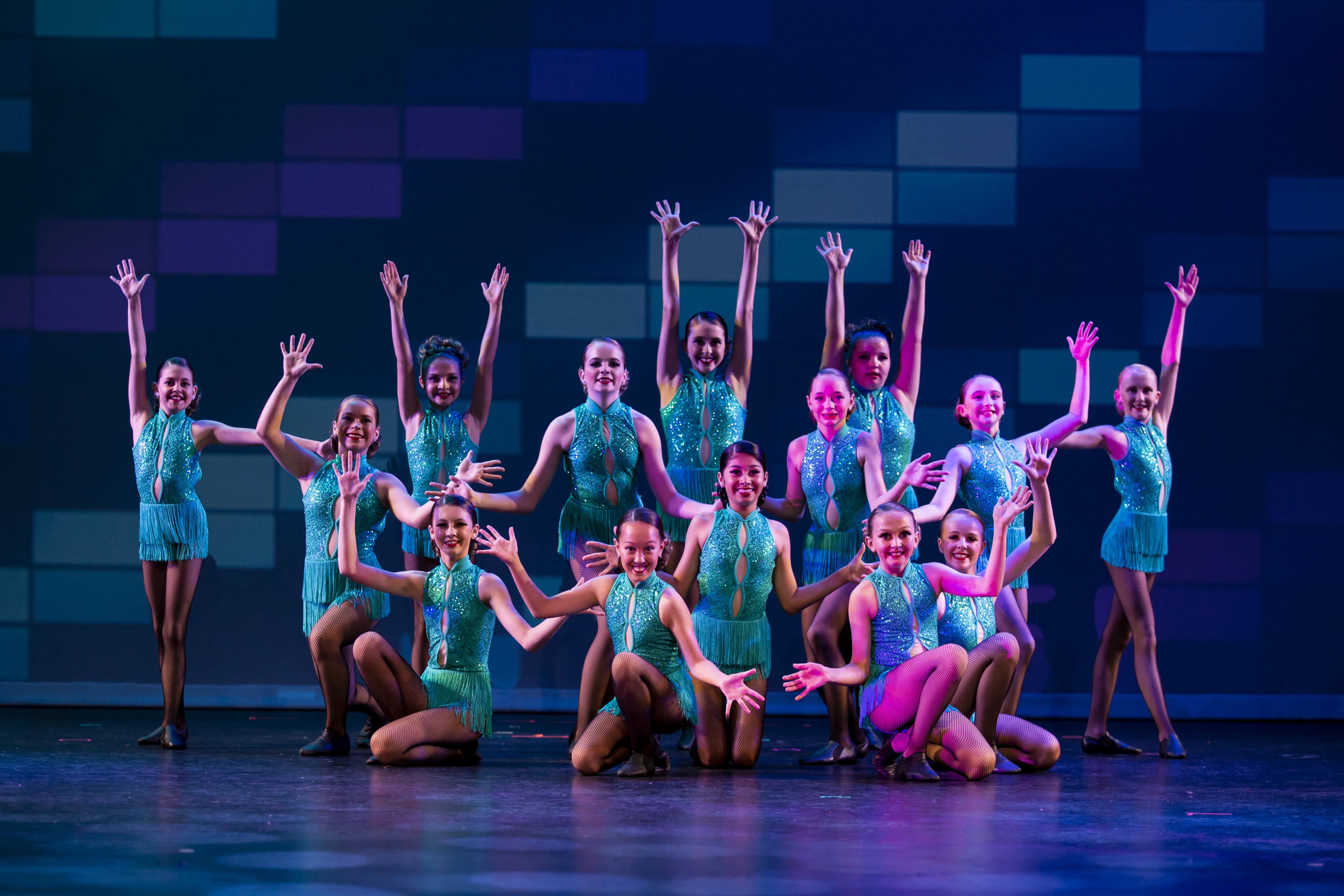 Dance Express Mackay 2018 Concert