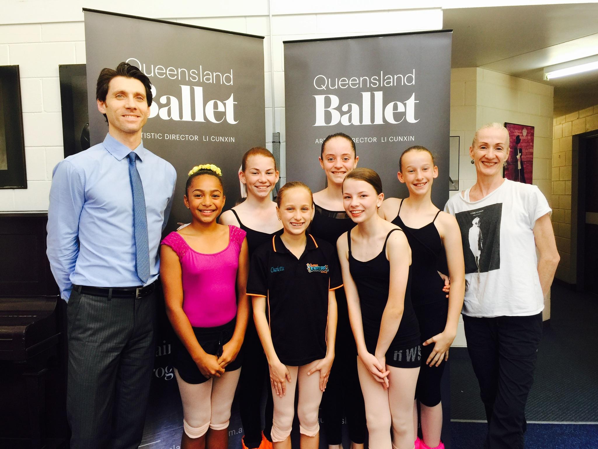 Queensland Ballet Workshop