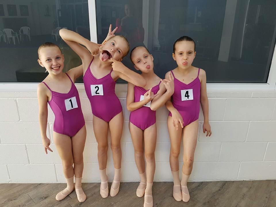 Crazy Ballerinas