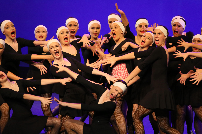 Dance Express Nuns!