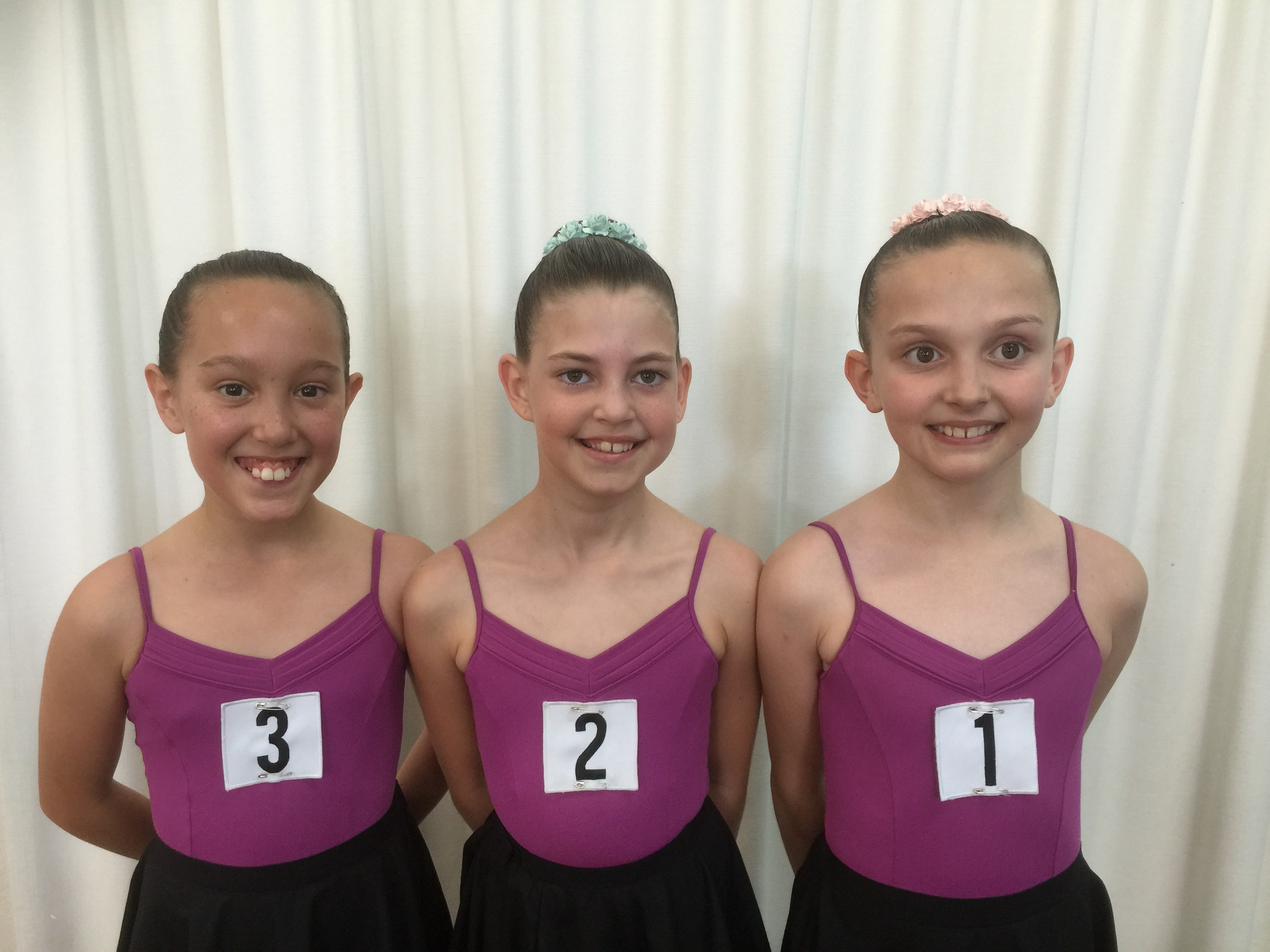 RAD Ballet Exams 2017