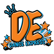 Dance Express Crown 3D Logo.png