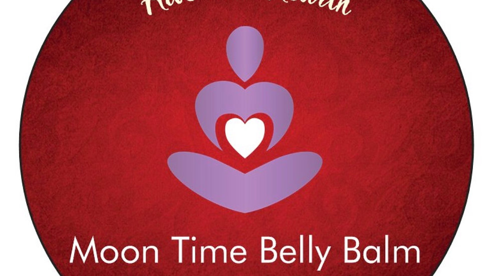 Moon Time Belly Balm 30g