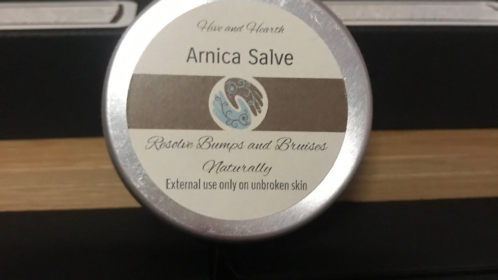 Arnica Salve 30 grams