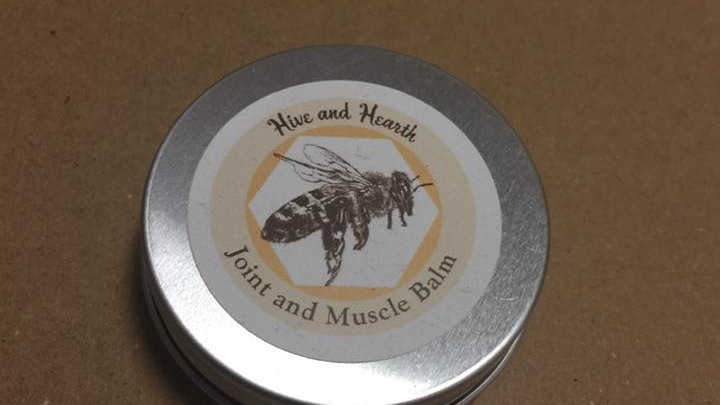 Joint and Muscle Balm 40g