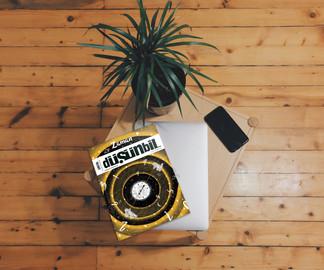 Düşünbil Mag. Cover