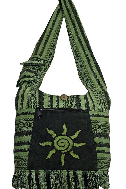 Machu Pichu Barrel Bag