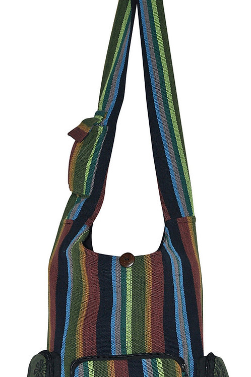 Alpaca Barrel Bag