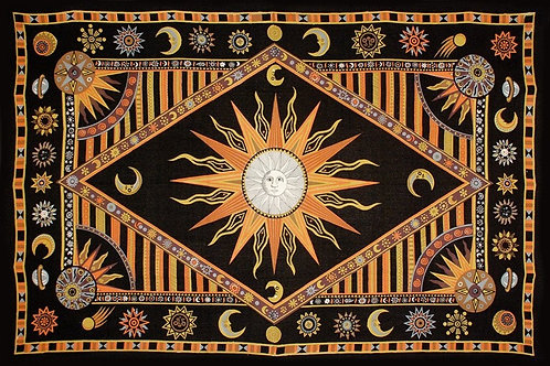 Let the Sun Shine Tapestry