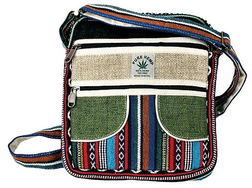 Hemp Satchel