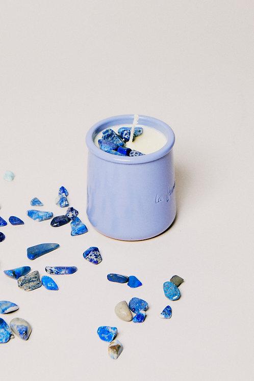 Gypsy's Candle x Lapiz Lazuli