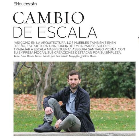 Cambio de Escala. Revista VD