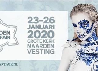 Naarden the Art Fair - 23 t/m 26 januari 2020