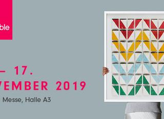 Affordable Art Fair Hamburg - 14 t/m 17 november 2019