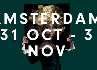 AAF Amsterdam 31 oktober - 3 november 2019