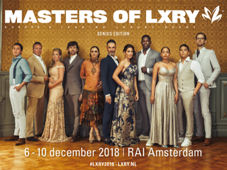 Masters of LXRY, Amsterdam 06/12-10/12