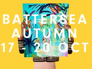 Battersea Autumn Affordable Art Fair 17 - 20 October 2019