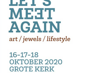 Let's Meet Again - 16 t/m 18 oktober 2020
