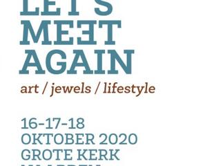 LET OP! AFGELAST - Let's Meet Again - 16 t/m 18 oktober 2020