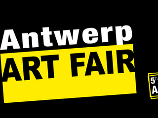 Antwerp Art Fair, Antwerpen 5/10-8/10