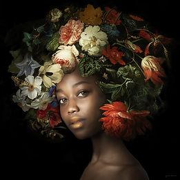 11. Fading Flowers Rose Yvonne Michiels