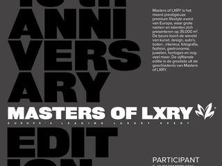 Masters of LXRY 8/12 - 12/12