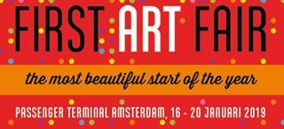 First Art Fair 16 t/m 20 januari 2019