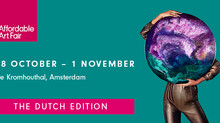 LET OP! VERPLAATST NAAR 2021 | Affordable Art Fair Amsterdam - 28 oktober t/m 1 november 2020