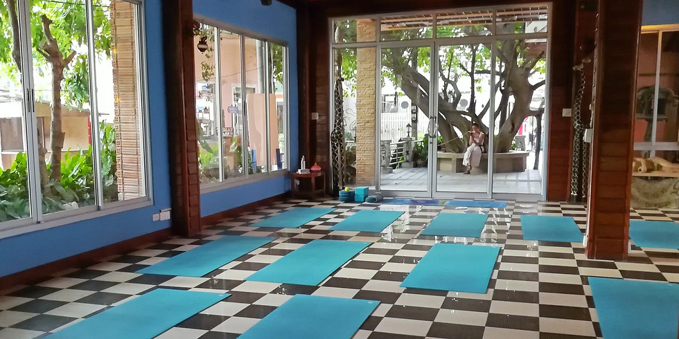 Currently  7 classes a week in Ocean Sound Dive + Yoga. Check out the schedulet!
